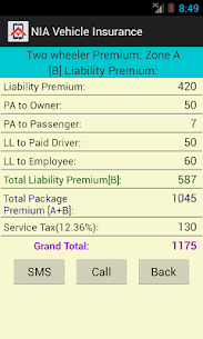 Vehicle Insurance Calculator App Download For Android 6
