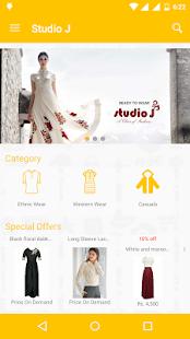 Studio J screenshot