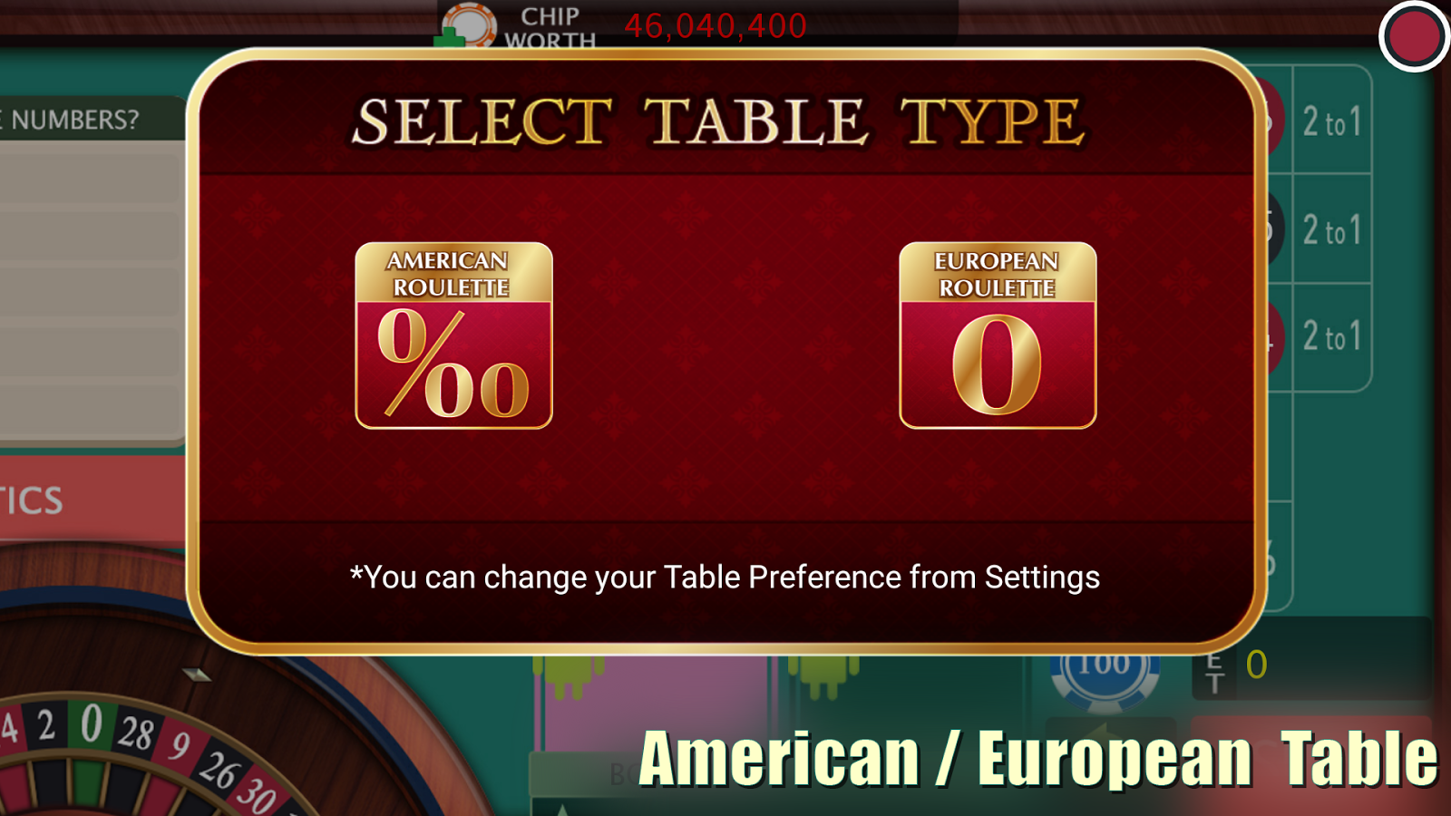 how to play american roulette and win
