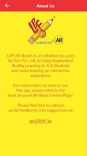 LBF AR Books - náhled
