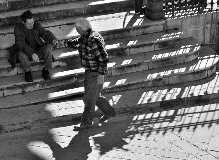 L'ombra della crisi... di Salvatore Gulino