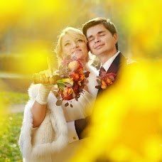 Wedding photographer Mariya Akinshina (wesna). Photo of 15.10.2014