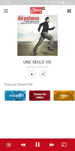 Chu00e9rie FM Radio screenshots 1