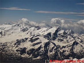 Photo: IMG_8964 Tresero scendendo dalla normale del Gran Zebru