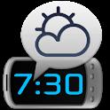 WakeVoice ★ vocal alarm clock apk