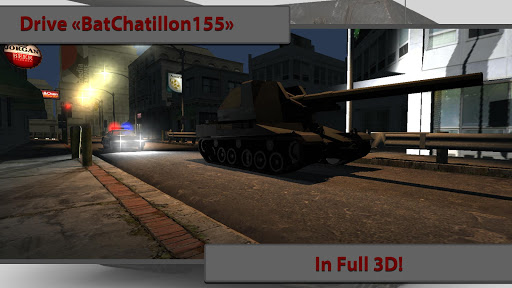 Танк Симулятор - Артиллерия 3D
