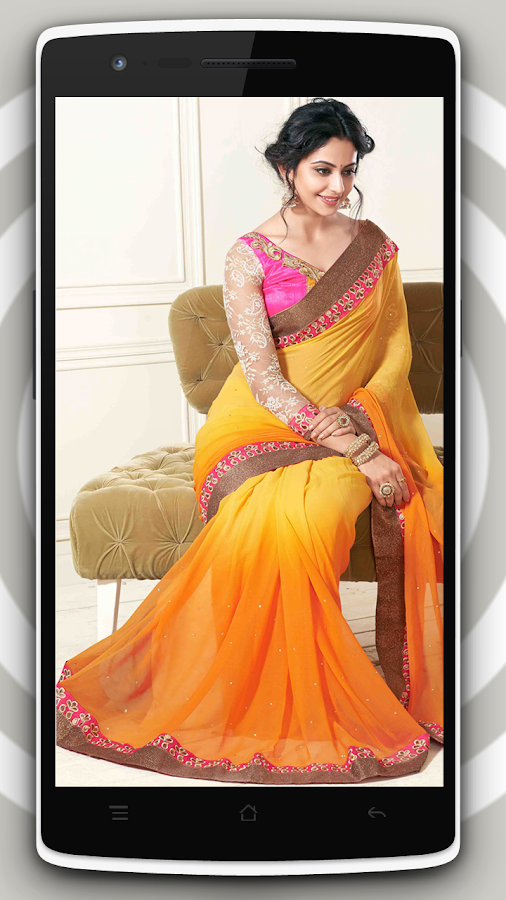 Designer saree android apps on google play for Virtual suit builder