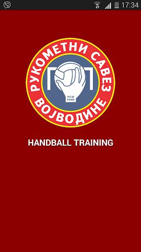 Handball training - HFV