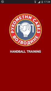 Handball training - HFV screenshot 0