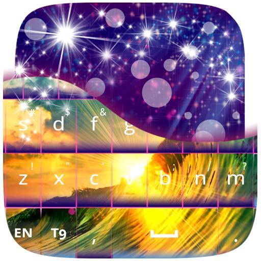 フェアリーダストキーボード 個人化 App LOGO-硬是要APP