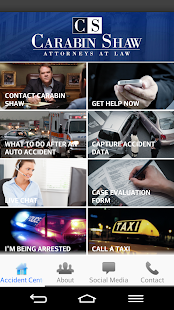 Auto Accident Help Center- screenshot thumbnail