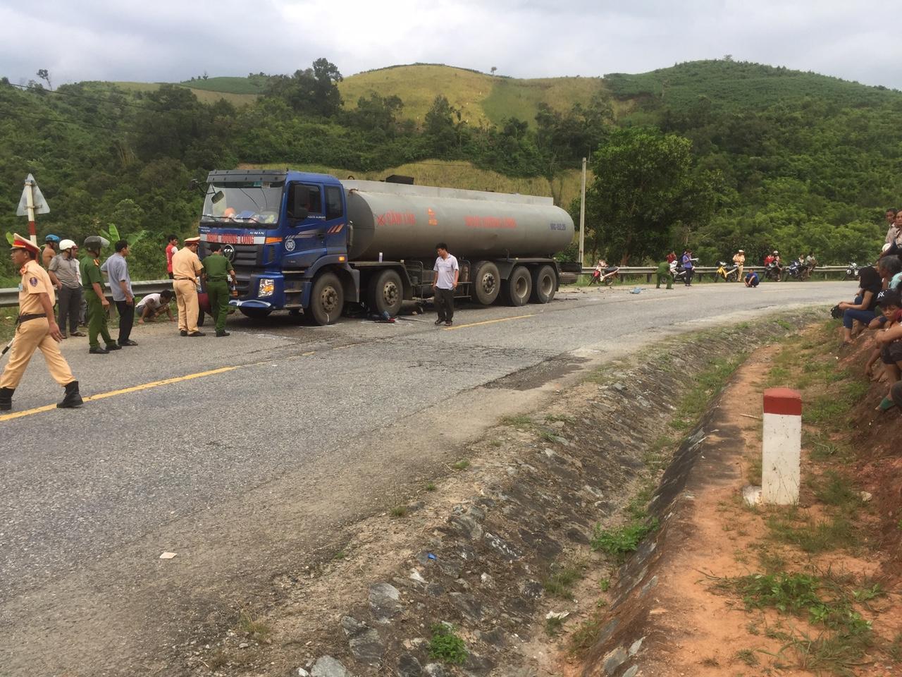 Đăk Glei: Tai nạn giao thông nghiêm trọng làm 02 người tử vong