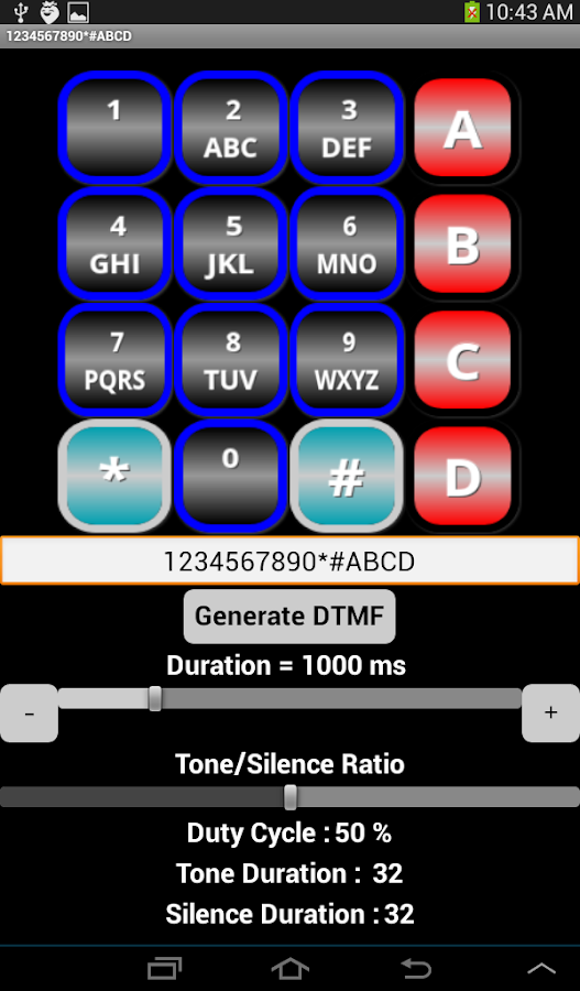 how to set a custom alarm tone on android