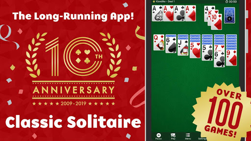 Solitaire Victory - 2020 Solitaire Collection 100+ apkmr screenshots 1