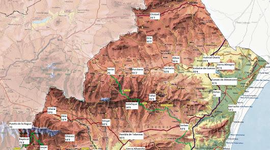 Filomena se bate en retirada tras regar toda la provincia