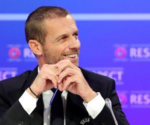 Le président de l'UEFA a tenu à rassurer les fans de Liverpool