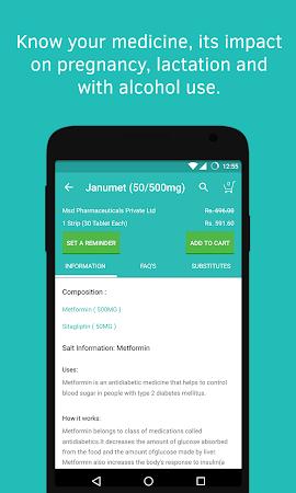 1mg - Health App for India 7.6.2 screenshot 380893