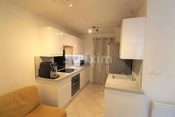 Appartement 2 pièces 33,45 m2