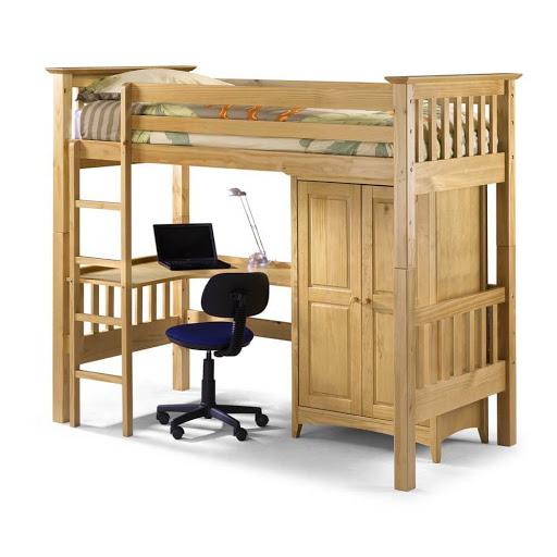 Julian Bowen Bedsitter Bunk Bed