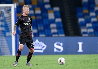 Officiel : l'AC Milan prolonge son roc défensif danois