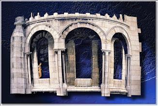 Photo: 2003 06 02 - D 64 B 02 w - D 029 - Juchnelda auf blauer Burg