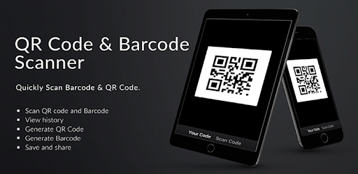 QR Code & Barcode Scanner with QR Code Generator on Windows PC