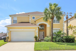 Orlando villa close to Disney with games room and pool and spa
