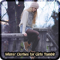 Winter Clothes forGirls Tumblr icon