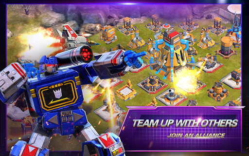 Transformers:Earth War 1.9.0.66 screenshots 22