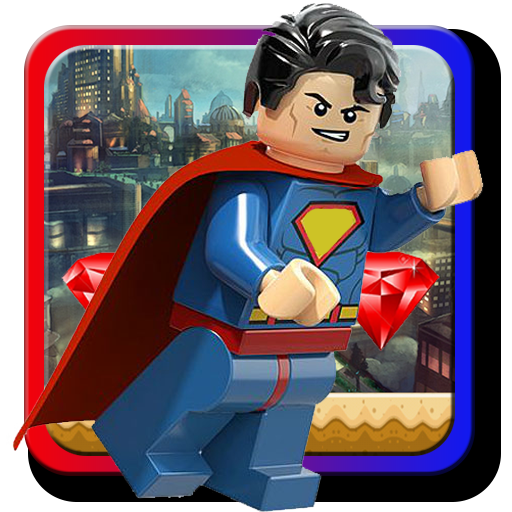 Lego:Superheroes Lego Game