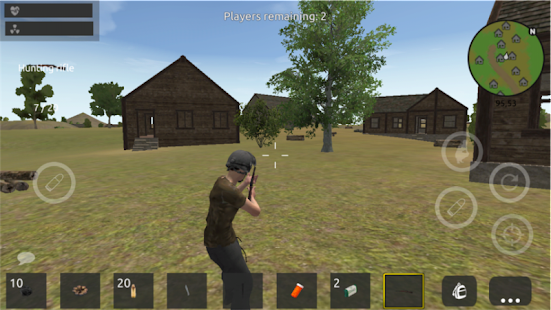 Download TIO: Battlegrounds Royale (Mod) For Android