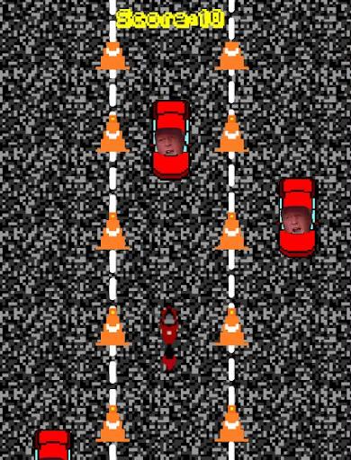 Ronnie's Road Rage