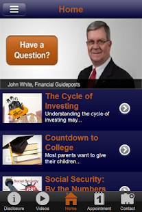 Financial Guideposts- screenshot thumbnail