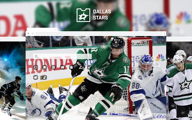 Dallas Stars HD Wallpapers New Tab
