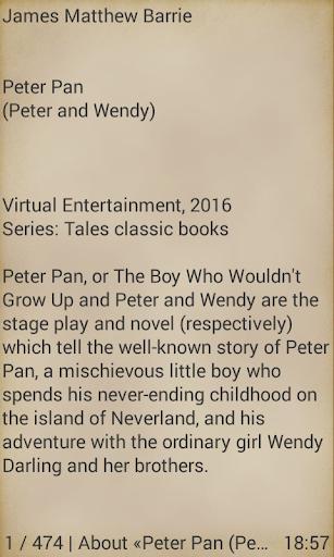 peter pan screenshot 3