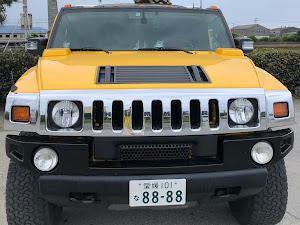 H2  07,HUMMER,LUXPXG三井D車のカスタム事例画像 ヨシクマ🇺🇸🍍さんの2019年05月18日15:36の投稿