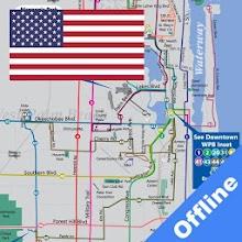 PALM BEACH PALM TRAN MAP OFFLINE Download on Windows