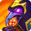 Mighty Party: Magic Battle Chess Royale. Idle RPG. icon