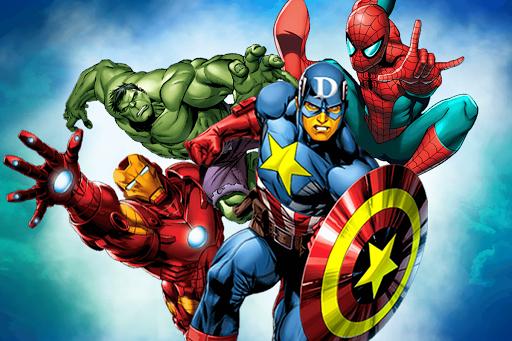 Immortal Gods Fighting Ring Arena Superhero War 1.5 1