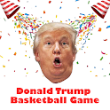 Donald Trump Basketball Game icon