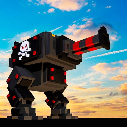 Robots Battleground