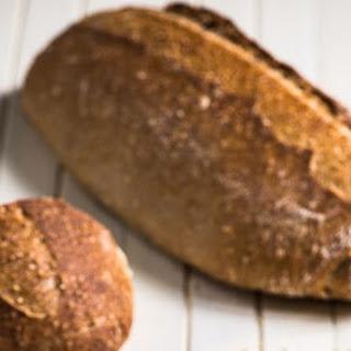 Millet Sourdough Bread Recipe
