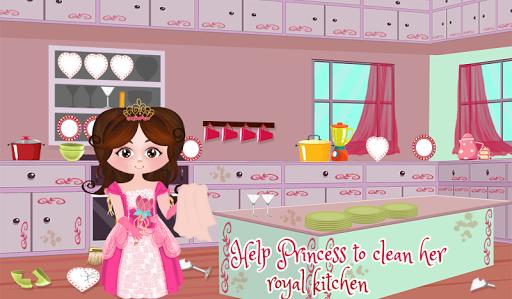 玩免費休閒APP|下載LittlePrincessCastle Cleanup app不用錢|硬是要APP