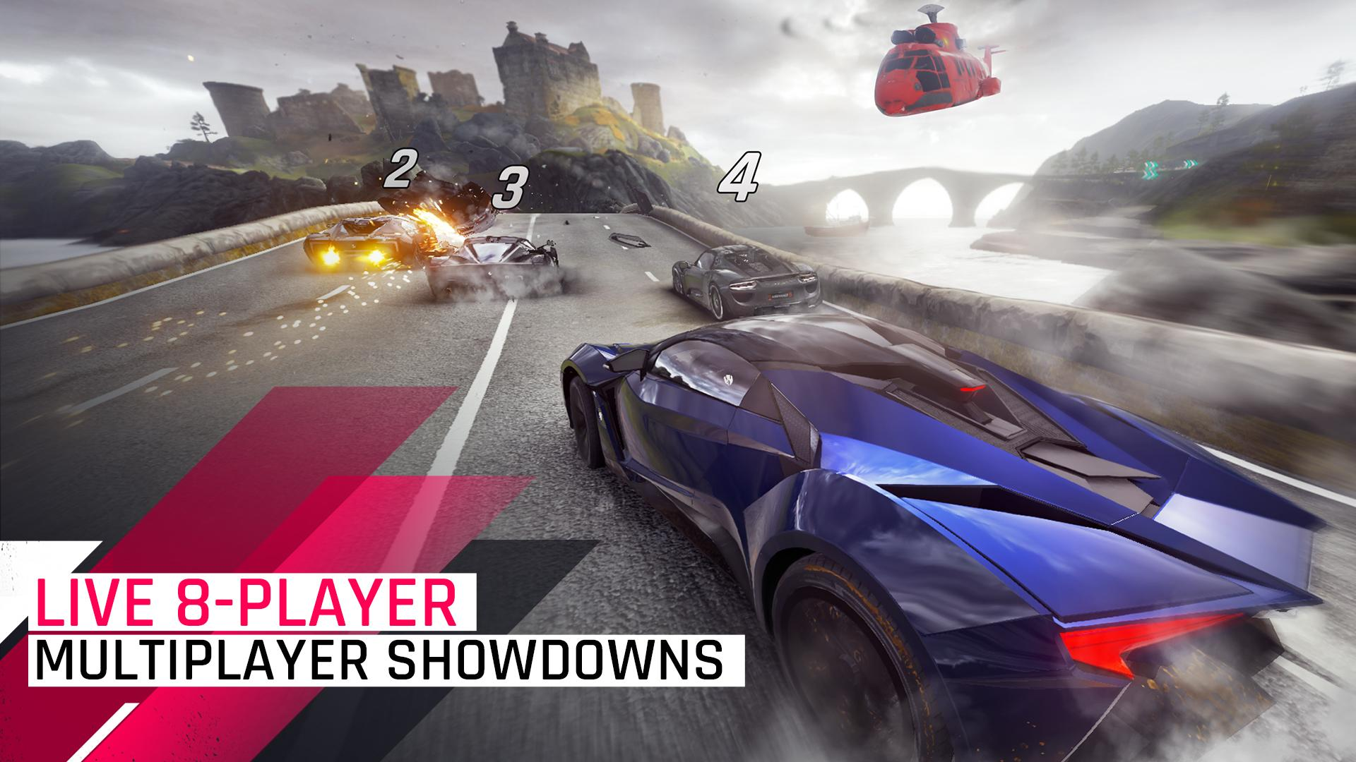Asphalt 9 Legends Mod Apk (Unlimited Money) 3