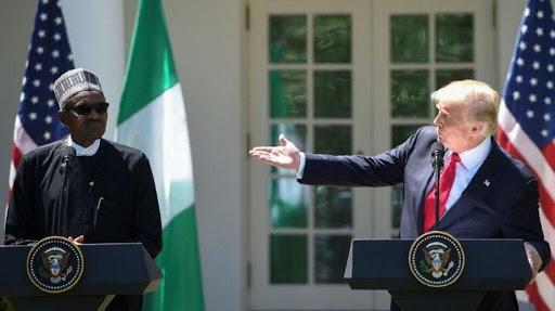 Trump hails Nigeria for banning Twitter