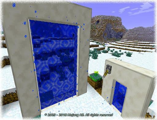 New Portal Mod for Minecraft v2.5.68 screenshots 8