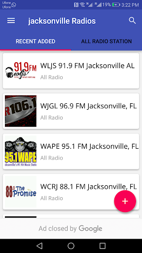 Jacksonville All Radio Stations 2.1.2 screenshots 3