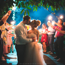 Wedding photographer Artem Toloknov (ArtolPhoto). Photo of 08.08.2018