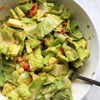 Ancho Chili Caesar Salad