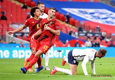 """Faute de débutant pour Meunier contre l'Angleterre, Leekens nuance: """"Kompany et Van Buyten aussi ont fait des erreurs"""""""